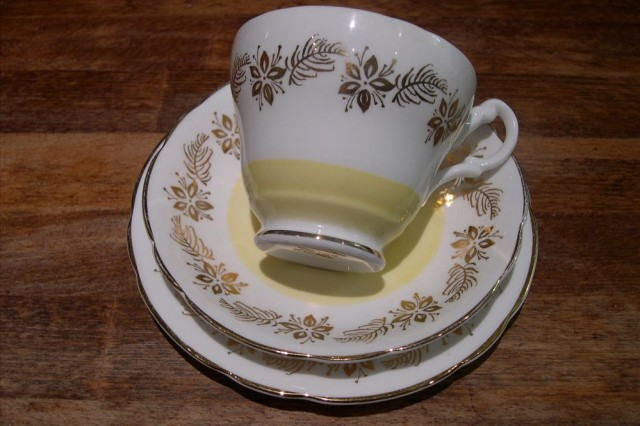 Vintage China and Glassware