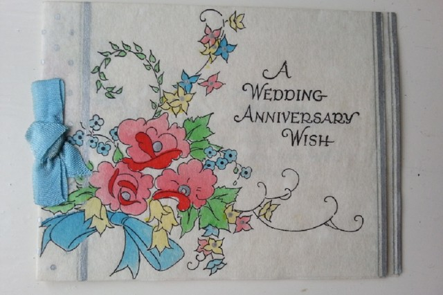 Vintage Greetings Cards